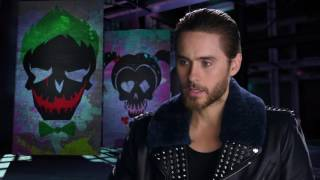 "Video Suicide Squad: Jared Leto ""The Joker"" Behind the Scenes Movie Interview MP3, 3GP, MP4, WEBM, AVI, FLV Maret 2018"