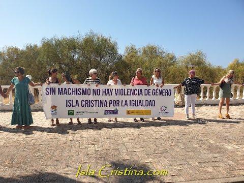 Isla Cristina contra la Violencia a las Mujeres