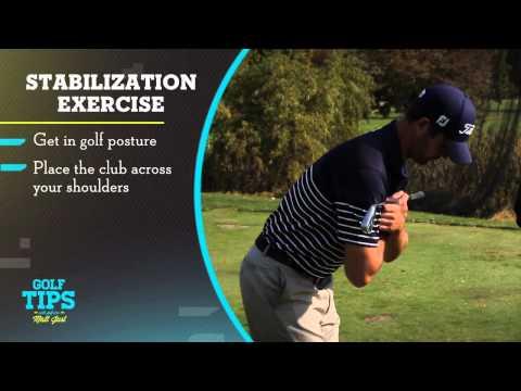 Matt Just Golf- Tips with Tour Pro Clayton Rask on Golf Fitness Part 3