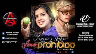 AUDIO Anggie y Stratega Amor Prohibido Prod. Boodoo Music  2014