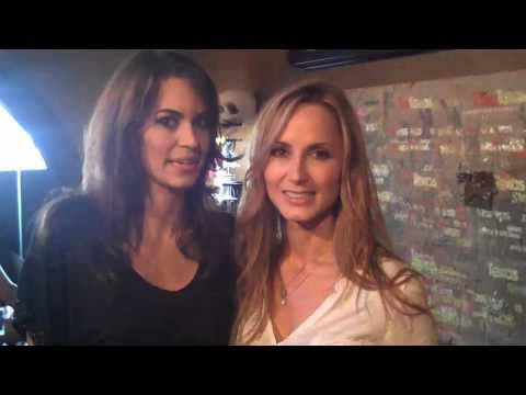 Tracy Ryerson of the Real L Word chats w/ Chely Wright