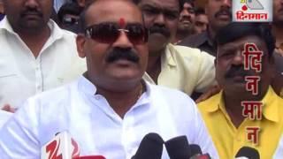 Video क्रांतीवीर उमाजी नाईक यांचे राष्ट्रीय स्मारक उभारा- आखिल महाराष्ट्र बेरड बेडर रामोशी समाजांची मागणी download in MP3, 3GP, MP4, WEBM, AVI, FLV January 2017