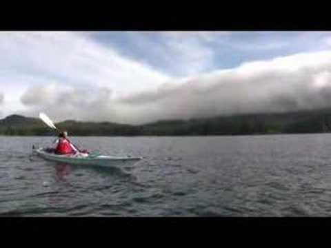 Winter Dreaming - Tofino Kayaking