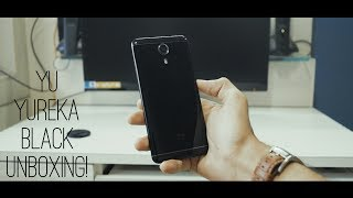 Yu Yureka Black Unboxing and First Look. Buy the Yu Yureka here:- https://goo.gl/YBcak6Subscribe for the full review of the Yureka Black:- http://bit.ly/subGizmoMicromax is back with the Yu Yureka Black. It's their new budget smartphone that carries a price tag of about Rs.9000. It has a Snapdragon 430 CPU, 4GB RAM, 3000 mAh Battery, Full HD display and a 13mp/8mp Camera with front facing flash. It rivals directly with the Xiaomi Redmi 4 and I will be comparing the two phone on my channel soon. So stay tuned for that.Please Like and share my video if you liked it! Subscribe for more quality reviews!Follow me on my Social Media too.The links are given below.Thanks for watchinghttp://facebook.com/gizmoddicthttp://instagram.com/gizmoddicthttp://twitter.com/gizmoddictMusic Used is LicensedTrack Name- TherapeutArtist Name :- Bealeg(https://soundcloud.com/bmn)