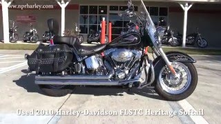5. 2010 Harley Davidson Heritage Softail Classic for sale New Port Richey