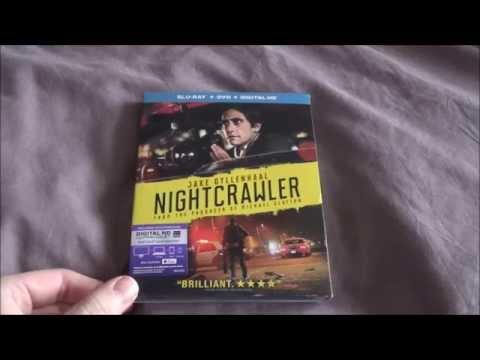 Nightcrawler Bluray Unboxing+UV Giveaway
