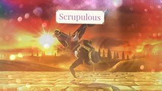 DanishButterCookies – Scrupulous – A SSB4 Sheik Montage