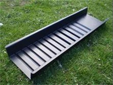 CALIFORNIA STREAM SLUICE BOX 10 X 38