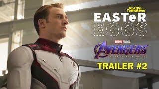 Video Avengers: Endgame Trailer #2 Easter Eggs + Fun Facts | Rotten Tomatoes MP3, 3GP, MP4, WEBM, AVI, FLV Mei 2019