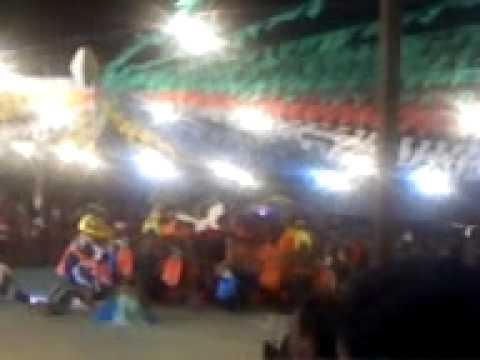 Dança indigina de Pindaré no Arraial da Alegria, em Alto Alegre.3gp