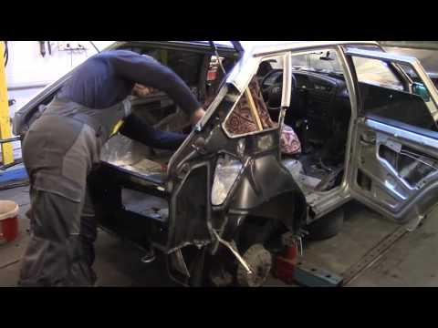 Ваз 2109 ремонт кузова своими руками фото 25