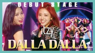 Video [HOT Debut] ITZY - DALLA DALLA ,  있지 - 달라달라  Show Music core 20190216 MP3, 3GP, MP4, WEBM, AVI, FLV Februari 2019