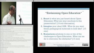 Session 1-2 Envisioning Open Education for Language Learning