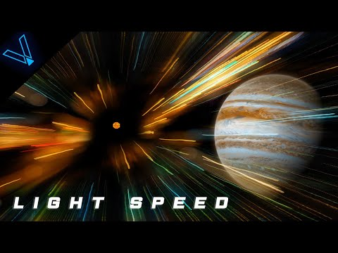 Discover the Speed of Lights Journey Through the Universe
