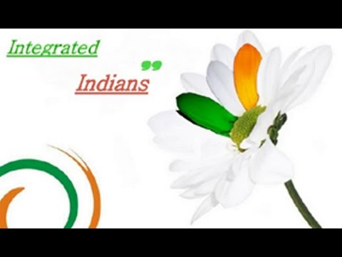 Integrated Indians || Patriotic Song trailer || By Deepika Nandini