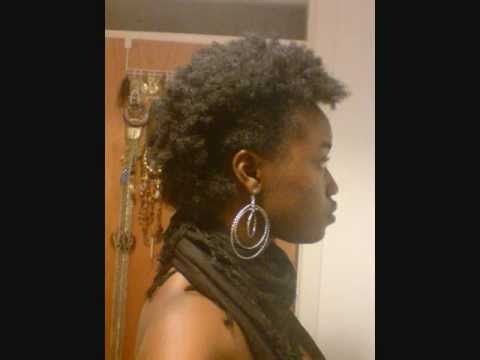 Just a few hairstyles I've been doing since I went natural.