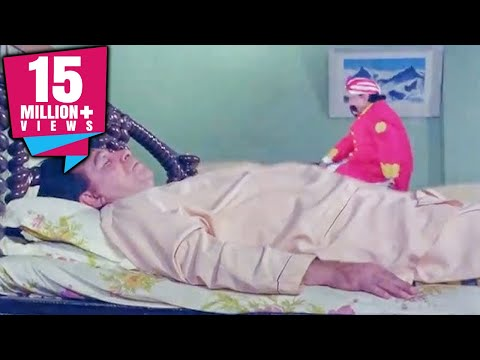 Ghar Ho To Aisa Kader Khan All Comedy Scenes | Bollywood Superhit Comedy Scenes