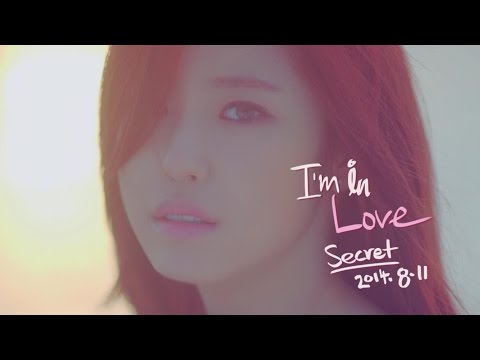 m. - TS Entertainment SECRET - I'm In Love CF Teaser SECRET facebook - http://www.facebook.com/SECRET2009 SECRET fancafe- http://cafe.daum.net/SECRETTIME TS ENT. twitter - https://twitter.com/TS_E...