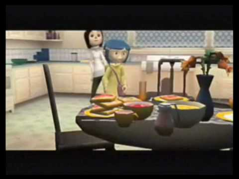 coraline wii game