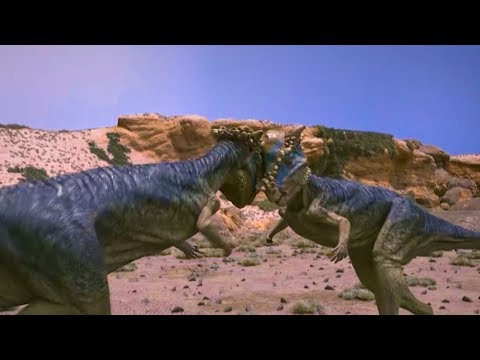 Was A Pachycephalosaurus' Head Tougher Than A Helmet? | Deadly Dinosaurs | Earth Unplugged