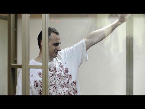 Στον Ουκρανό σκηνοθέτη Όλεγκ Σεντσόφ το βραβείο Ζαχάροφ …