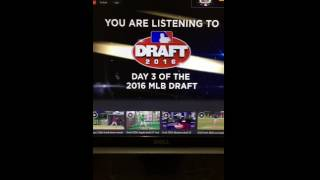 Cubs Dedicate Draft Pick