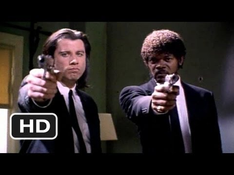 pulp fiction - Pulp Fiction Movie Trailer - watch all clips http://j.mp/xrvP0G click to subscribe http://j.mp/sNDUs5 Hit men, gangsters and robbers converge in Quentin Tara...