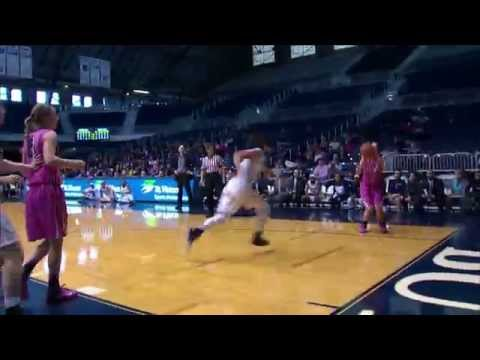 Butler Women's Basketball Highlights vs. Xavier