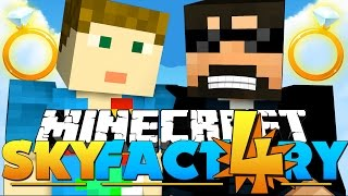 Minecraft: SkyFactory 4 -CRAINER DID GOOD THINGS!! [15]