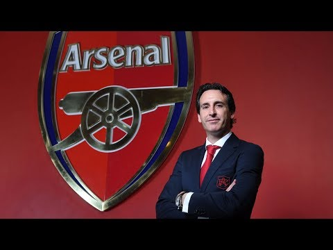 Unai Emery's First Day As Arsenal Head Coach | Behind The Scenes