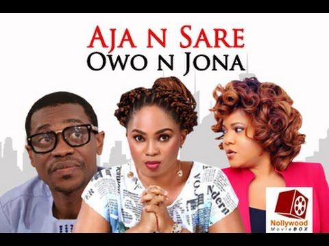 AJA N SARE- Latest Yoruba Movie Starring Lateef Adedimeji | Toyin Abraham | Regina Chukwu