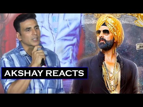Akshay Kumar's Reaction On Being Titled As The Kin