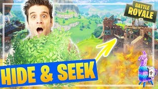 DE DDG HIDE & SEEK CHALLENGE! - Fortnite Battle Royale (nederlands)