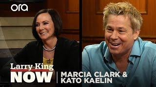 Video Marcia Clark reacts to 'The People v. O.J. Simpson' & Sarah Paulson's performance MP3, 3GP, MP4, WEBM, AVI, FLV Oktober 2018