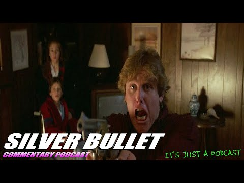 Stephen Kings Silver Bullet Feature Film Commentary Podcast