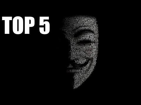 TOP 5 - Nejděsivějších záhad internetu