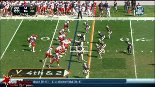 Aaron Donald vs Virginia (2013)