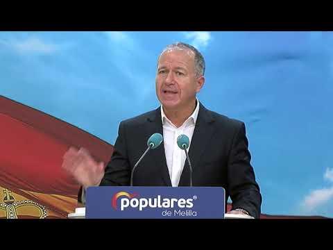 Marín anuncia las propuestas del PP, que entendemos mejorarán de manera sustancial los PGCAM de 2021