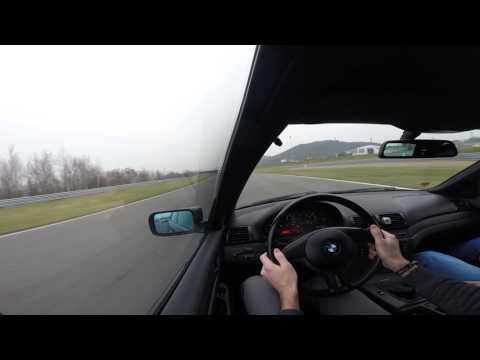BMW 3 E46 320i (125kW) - Autodrom Most