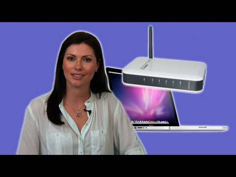 Wireless - Rocketboom Tech's Ellie Rountree walks you through buying and setting up a wireless router. Click here for Show Credits: http://info.rocketboom.com/index.php...
