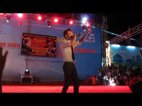 Anh nhận ra Remix - Khắc Việt - Hội chợ Thái Nguyên 9/2015
