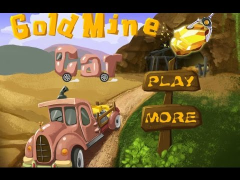 Play Gold Mine Car Games Online