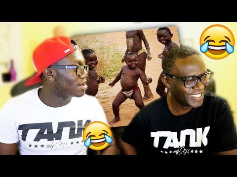 Reacting To African Videos