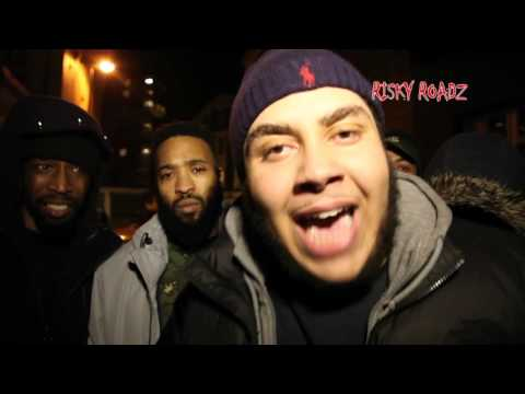 RETURN OF RISKY ROADZ CYPHER FT. NOVELIST, SKEPTA, CHIP, JAMMER, OGZ & MORE @ RADAR RADIO @RISKYROADZ