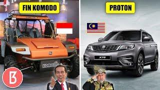 Download Video Di Incar Negara Lain! Perbandingan Kecanggihan Mobil Karya Anak Bangsa Indonesia, Malaysia & China MP3 3GP MP4