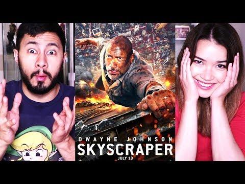 SKYSCRAPER | Dwayne Johnson | Non-Spoiler Movie Review !