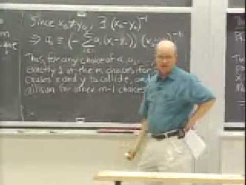 Lec 8 | MIT 6.046J / 18.410J Introduction to Algorithms (SMA 5503), Fall 2005