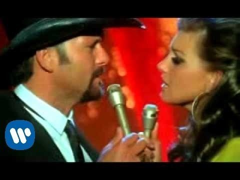 Faith Hill – Like We Never Loved At All ft. Tim McGraw (Official Video)