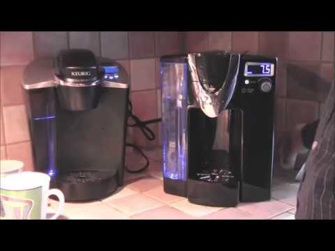 Our review of the iCoffee Opus single serve coffee maker.