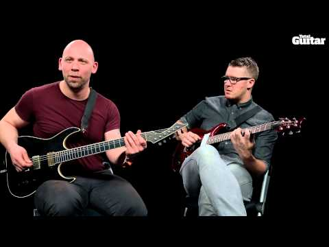 Guitar Lesson: Learn how to play Sikth – Flogging The Horses – middle (TG254)